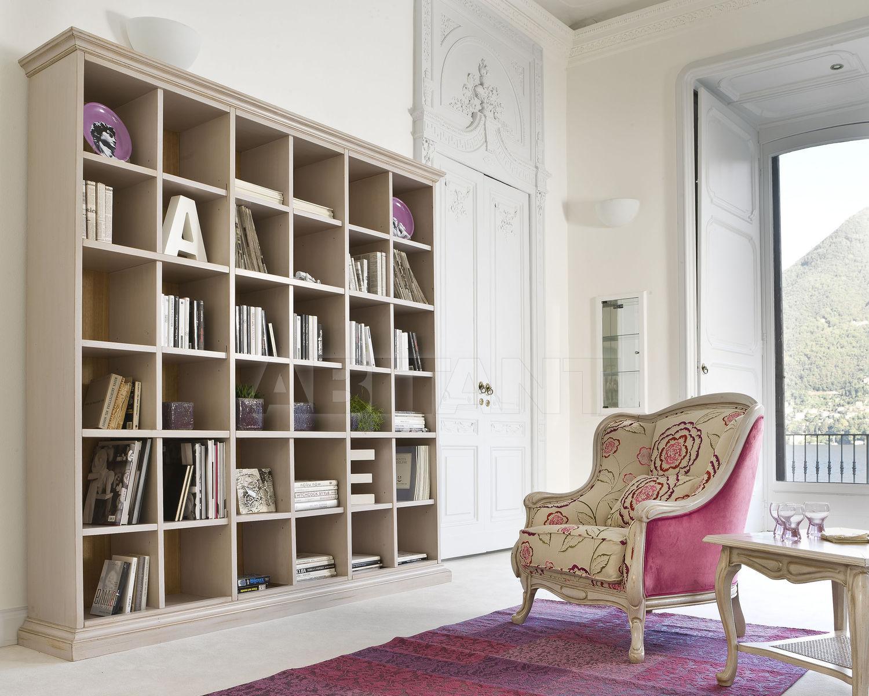 Alexander library unit by tonin casa - bookshelves & bookcas.