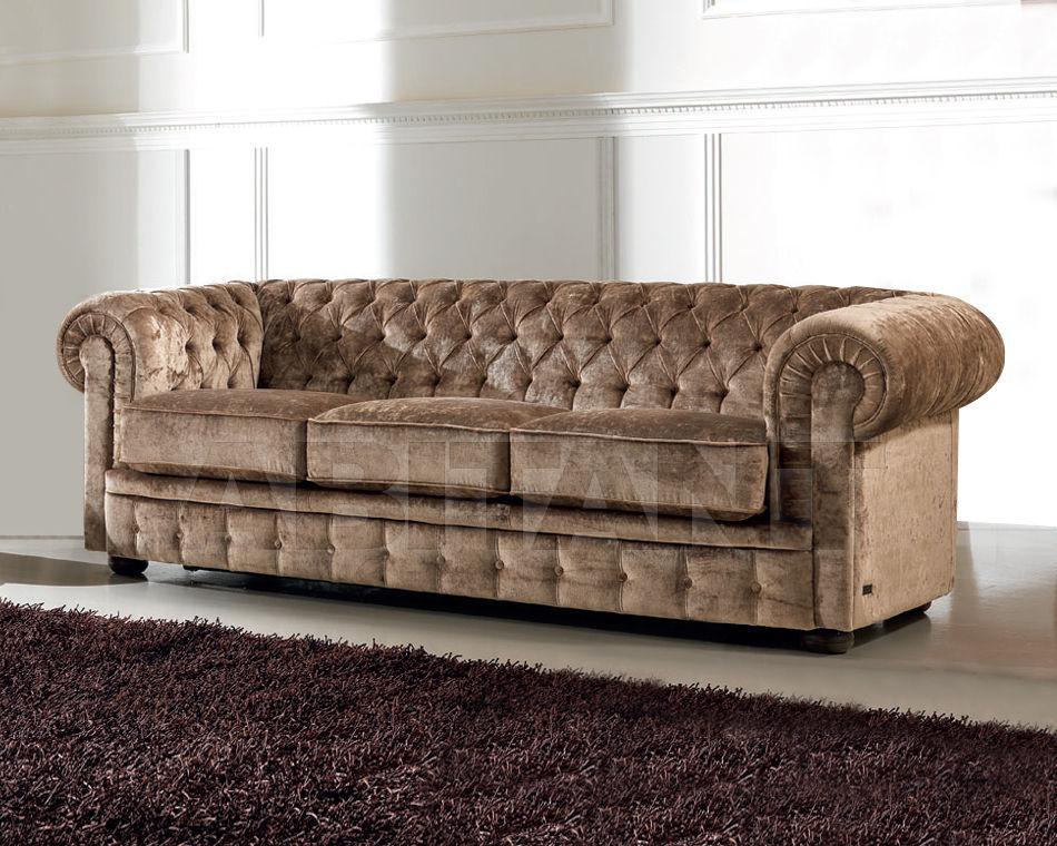 Sofa Light beige Keoma Salotti Chester Divano 3 posti letto, : Buy ...