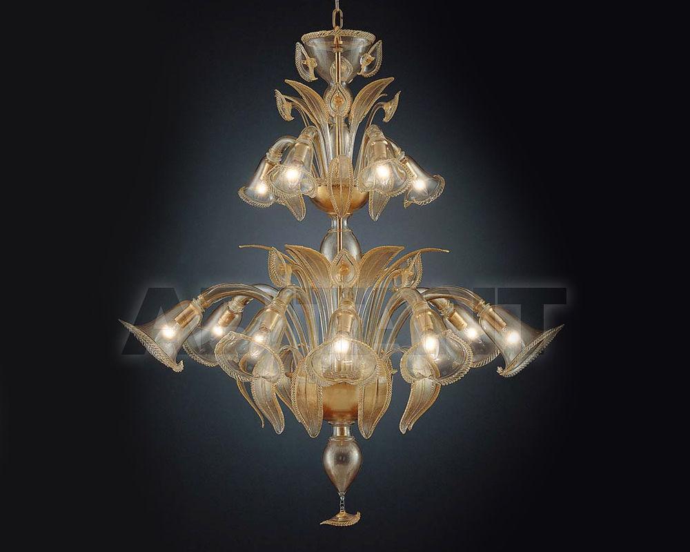 Сhandelier gold La Murrina ALBINONI - S8+4, : Buy, оrder оnline on ...