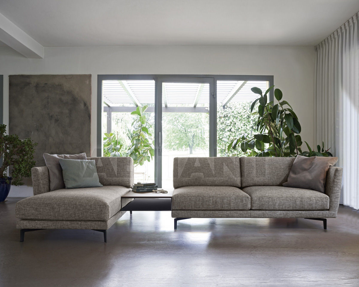 Sofa Gregory dark grey Doimo salotti 2GGY06, : Buy, оrder оnline on ...