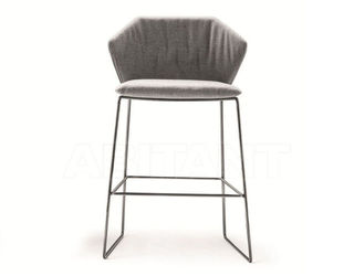 Bar stool new york sgabello dark grey saba italia 2158 : buy оrder