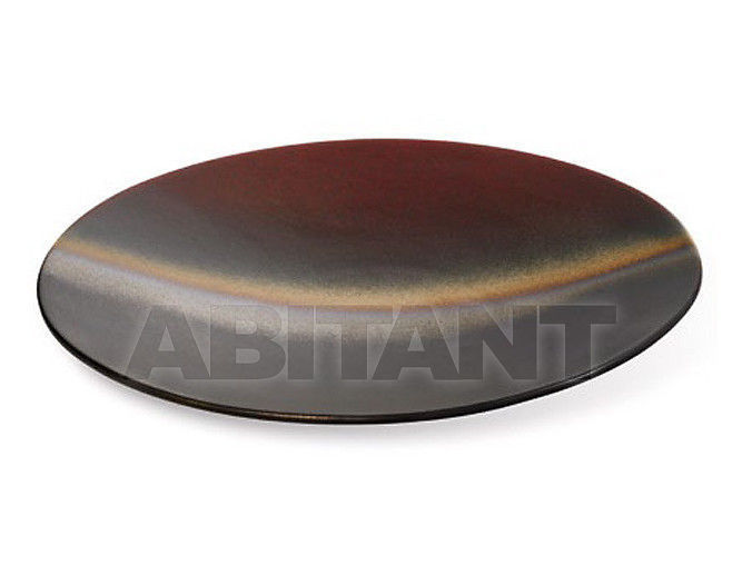 Buy Decorative crockery DVD Sign Ceramic CR-PLATEAU-RE