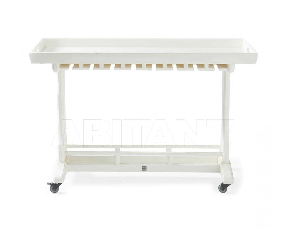 Serving table white Riviera Maison 106780, : Buy, оrder оnline on ...