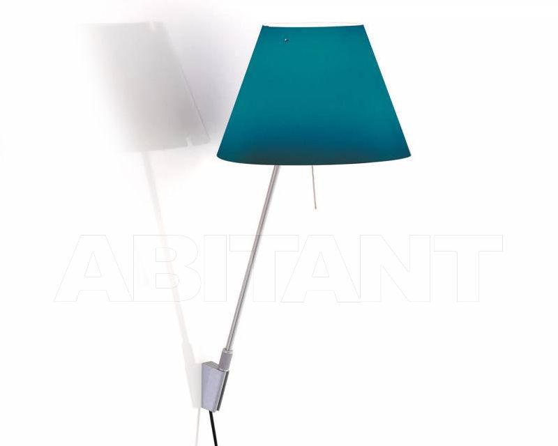 Buy Bracket COSTANZA Luceplan 2018 1D13ANP00020 Blue