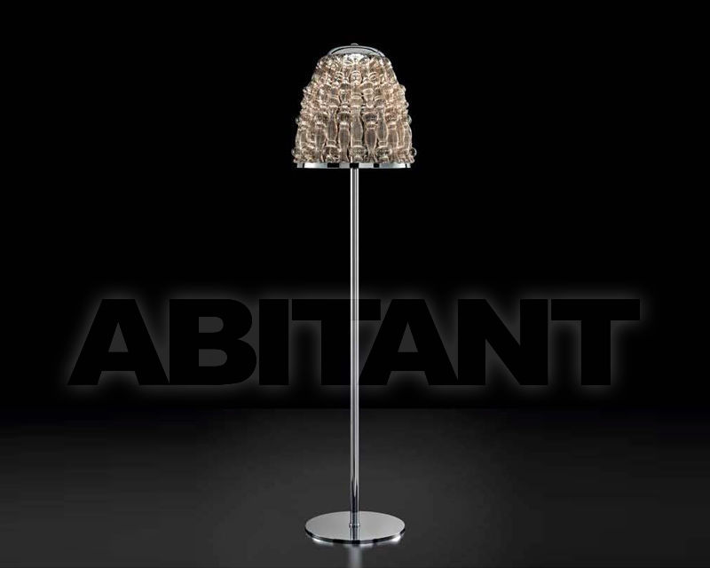 Buy Floor lamp Crowns Italamp Rooms Collection 492/P
