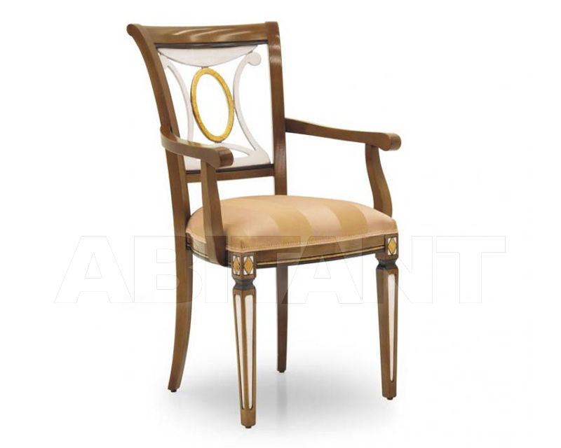 Buy Armchair Seven Sedie Reproductions Ottocento 0166A ZF A