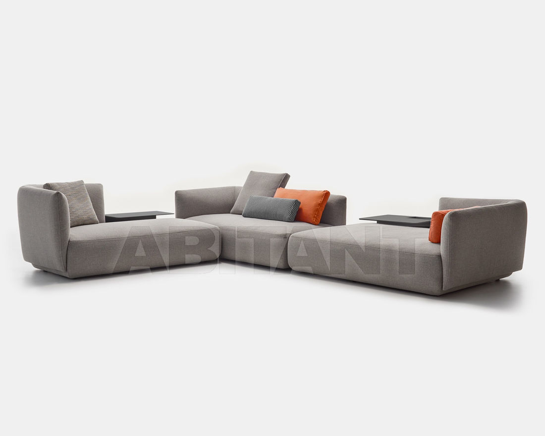 Buy Sofa COSY MDF Italia 2020 F063910+F063910+F063914