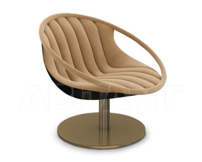 Buy Chair Tonino Lamborghini by Formitalia Group spa 2020 TL-3105 Accent Swivel chair