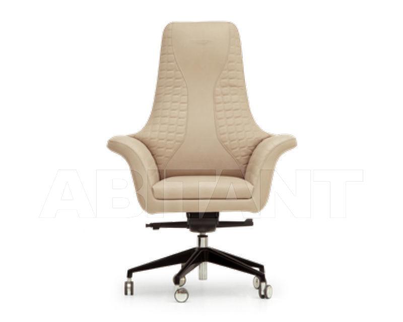 Buy Office chair Aston Martin by Formitalia Group spa 2020 V049/A President chair - high arm