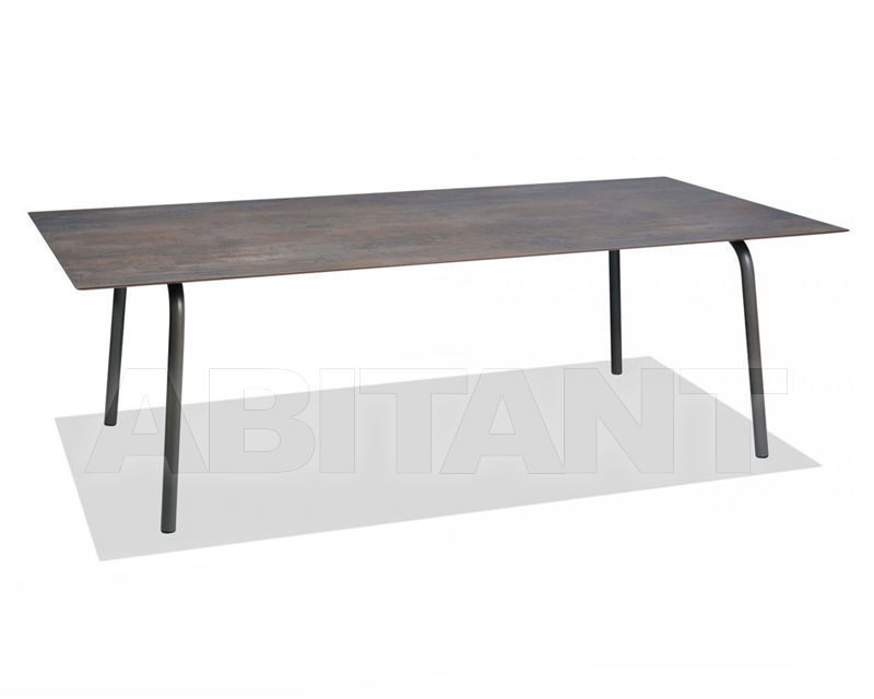 Buy Dining table PORTOFINO Roberti Rattan 2020 9777