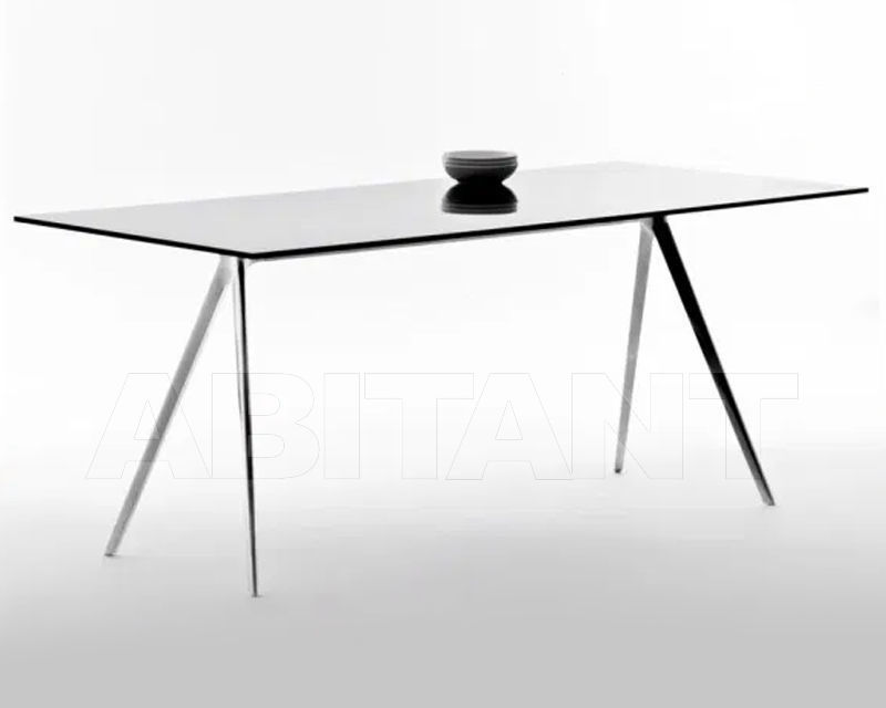 Buy Dining table Baguette Magis Spa 2020 TV1702