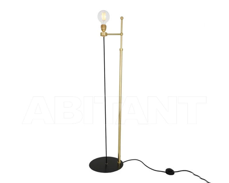 Buy Floor lamp LUSK Mullan Lighting 2020 MLFL015