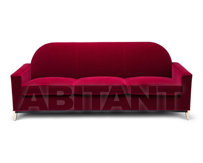 Buy Sofa Amy Somerville London ltd 2020 Rondure 3 Seat Sofa