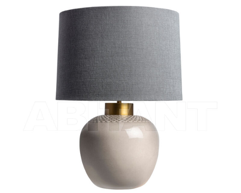Buy Table lamp Alba Heathfield 2020 TL-ALBA-ABRS-GREY