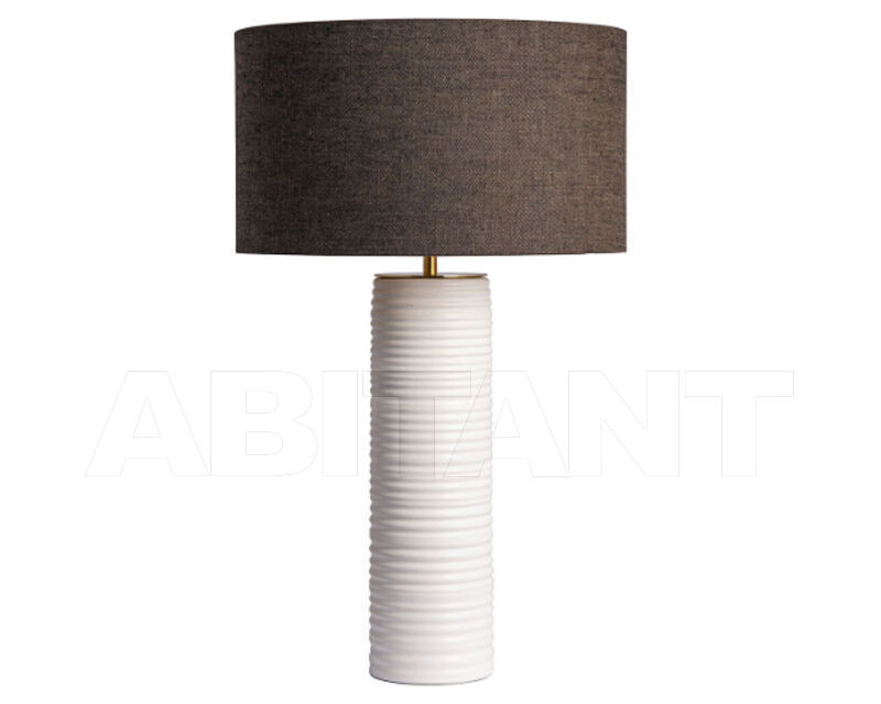 Buy Table lamp Ripple Heathfield 2020 TL-RIPP-SBRS-WHTE