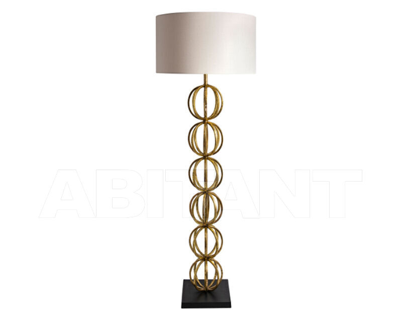 Buy Floor lamp Rollo Heathfield 2020  FL-ROLL-2018-AGLD