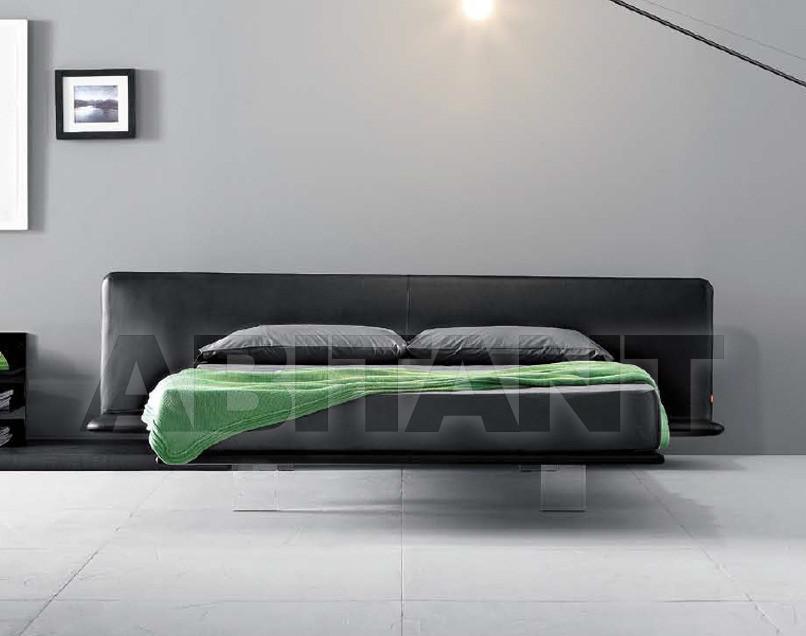 Bed black pianca filo xl for Pianca letti