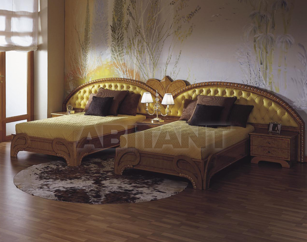 Buy Bed ZINNIA Asnaghi Interiors Bedroom Collection CR113