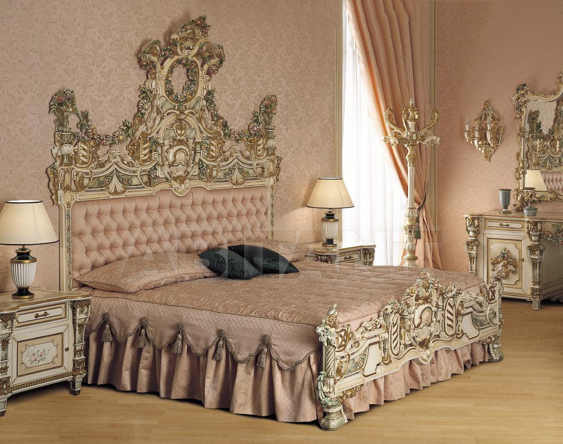 Buy Bed Asnaghi Interiors Bedroom Collection 201151