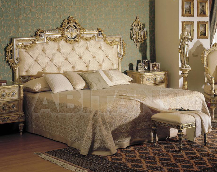 Buy Bed JEPSON Asnaghi Interiors Bedroom Collection 200202