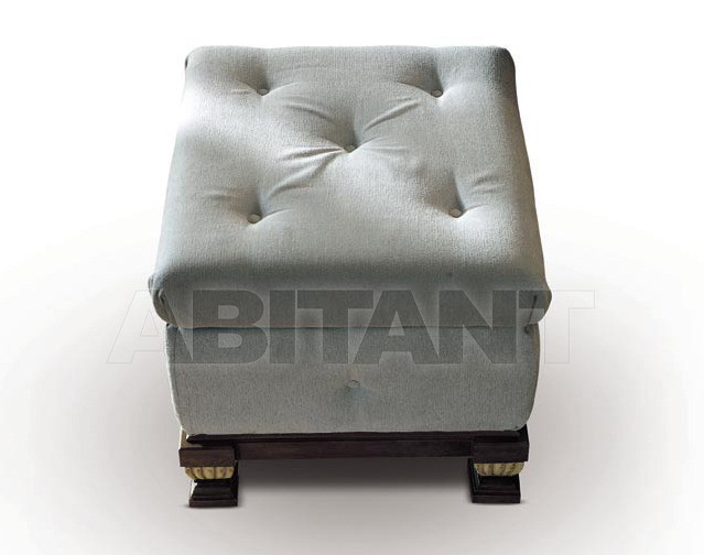 Buy Pouffe LAUREL Asnaghi Interiors Bedroom Collection 201556