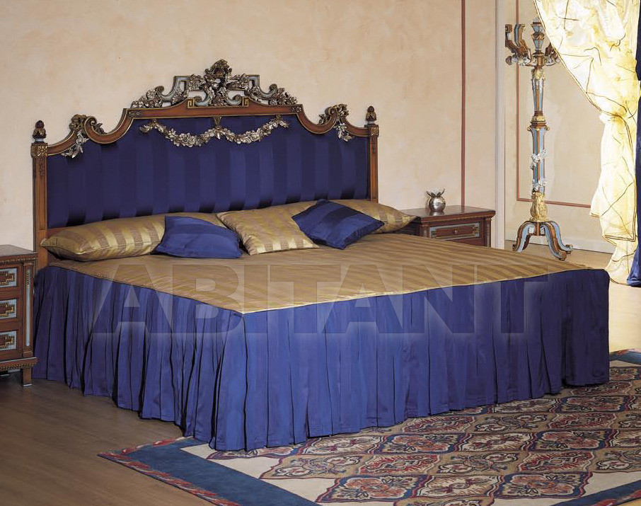 Buy Bed TOSCA Asnaghi Interiors Bedroom Collection 97551