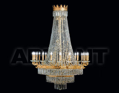 Plafoniere De Metal : Renzo del ventisette c s a large chandeliers with metal frame