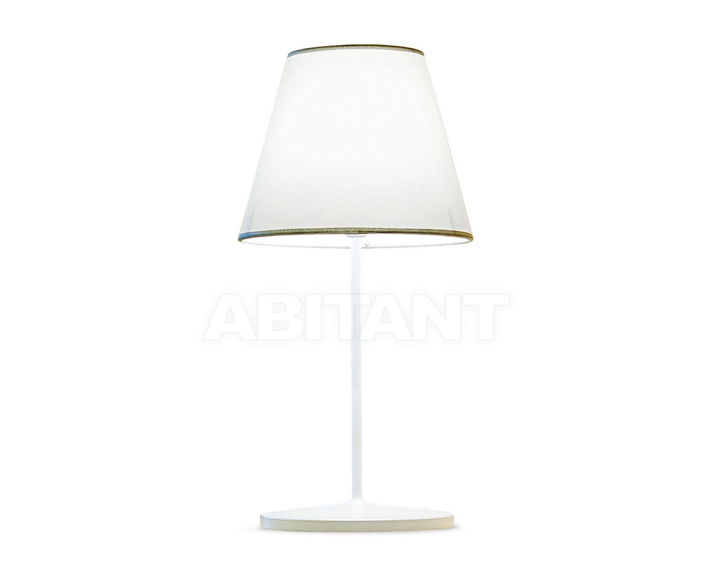 Table Lamp Cotonette White Linea Light 7321 Buy оrder оnline On Abitant