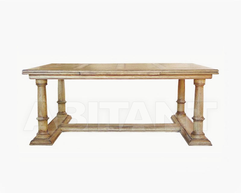 Buy Dining table Agostini & Co. S.r.l./(Agos group) Maison Du Désir C/202