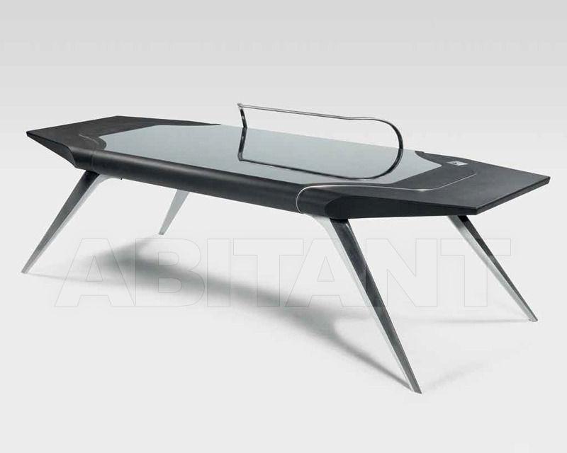 Writing Desk Black Aston Martin By Formitalia Group Spa V031