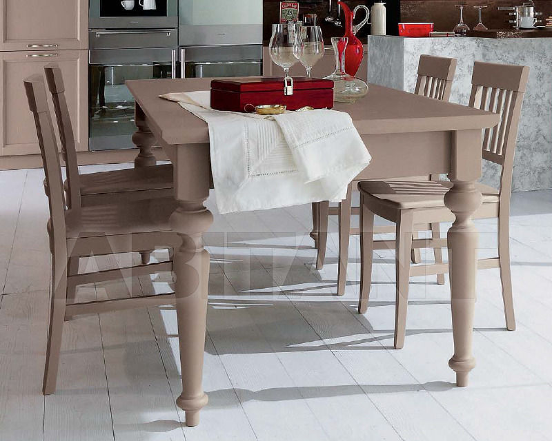 Buy Dining table Callesella Country Cucine Everyday Tavolo  E2063