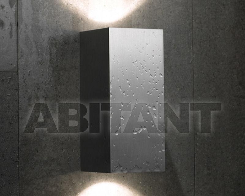 Buy Front light Blok W Grupo B.Lux Urban BLOK W 15 OUT 2L - anodised aluminium LED