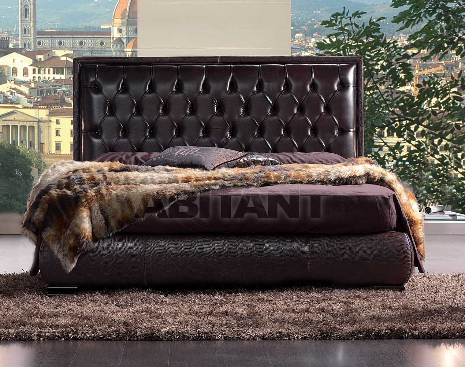 Buy Bed Unique Supremacy TUSCANY 180H