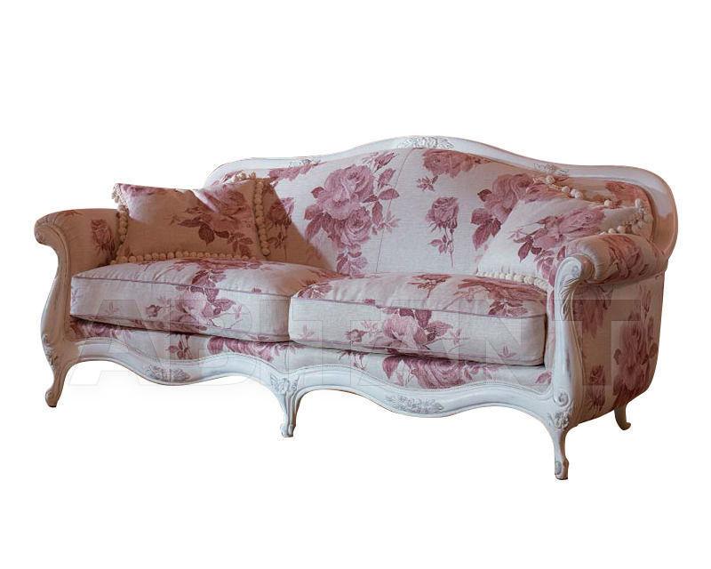 Buy Sofa Unique Country Chic BAROQUE DIVANO 3P capitonné