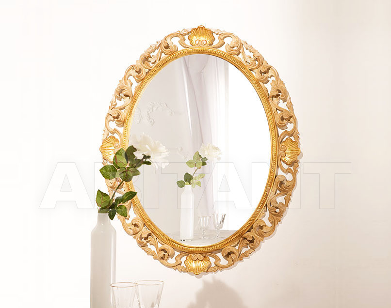 Buy Wall mirror Calamandrei & Chianini Specchiere 1656