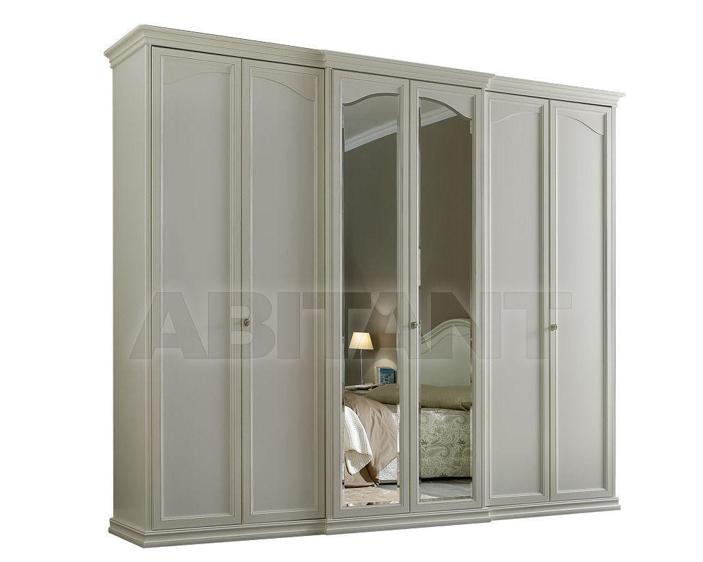 Wardrobe AMBRA white Mobilificio Dal Cin srl B01, : Buy, оrder ...