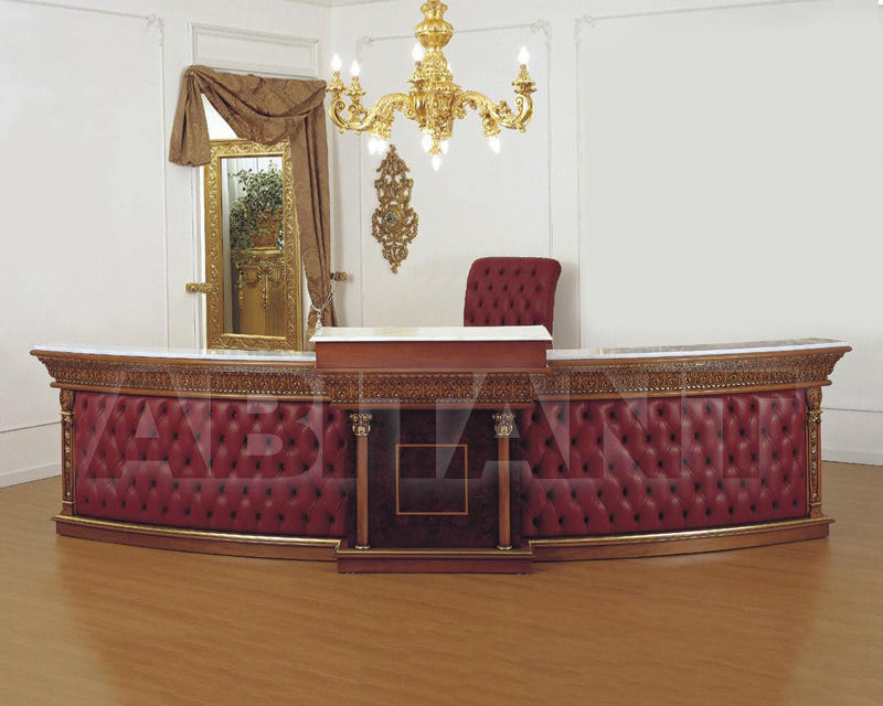 Buy Reception desk Asnaghi Interiors Bar Collection 95793