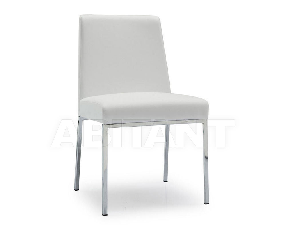 Chair amsterdam white connubia by calligaris cb lh p