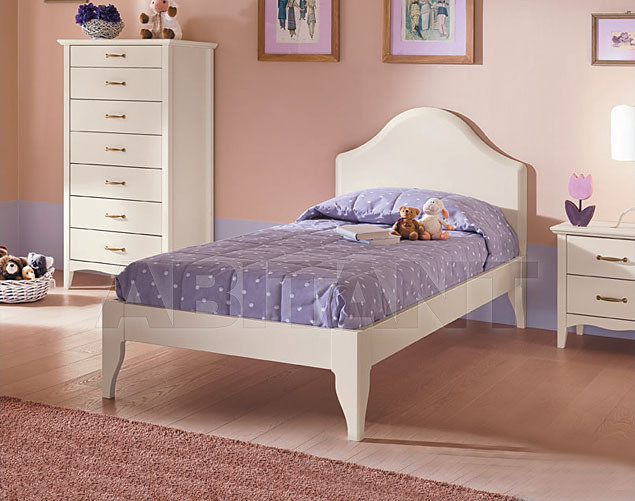 Buy Children's bed GENDARME Callesella Romantic Collection R0058