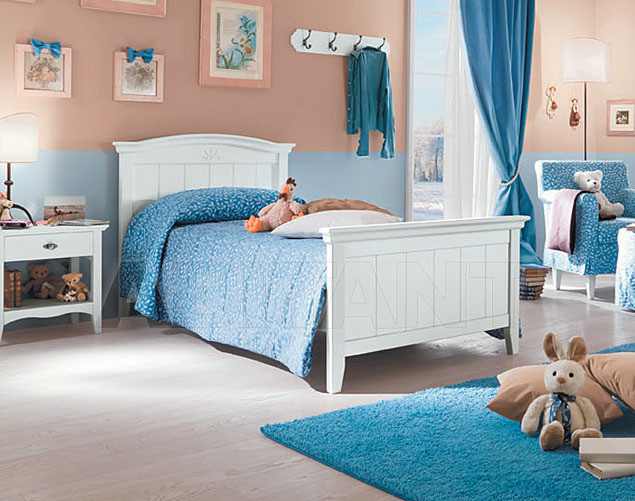 Buy Children's bed Callesella Romantic Collection R0066