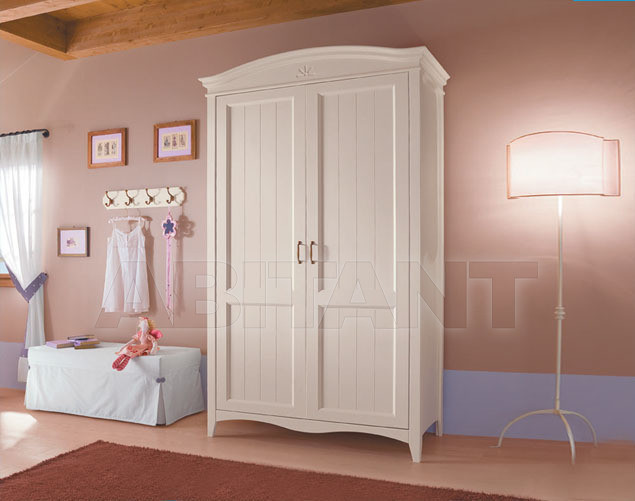 Buy Children's cupboard Callesella Romantic Collection R0300