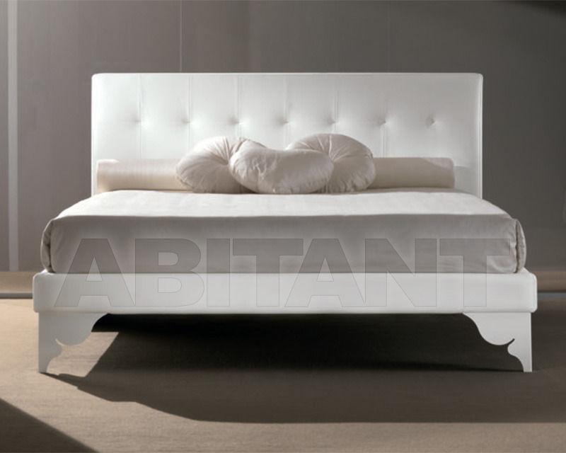 Buy Bed Piermaria Graffiti ivory