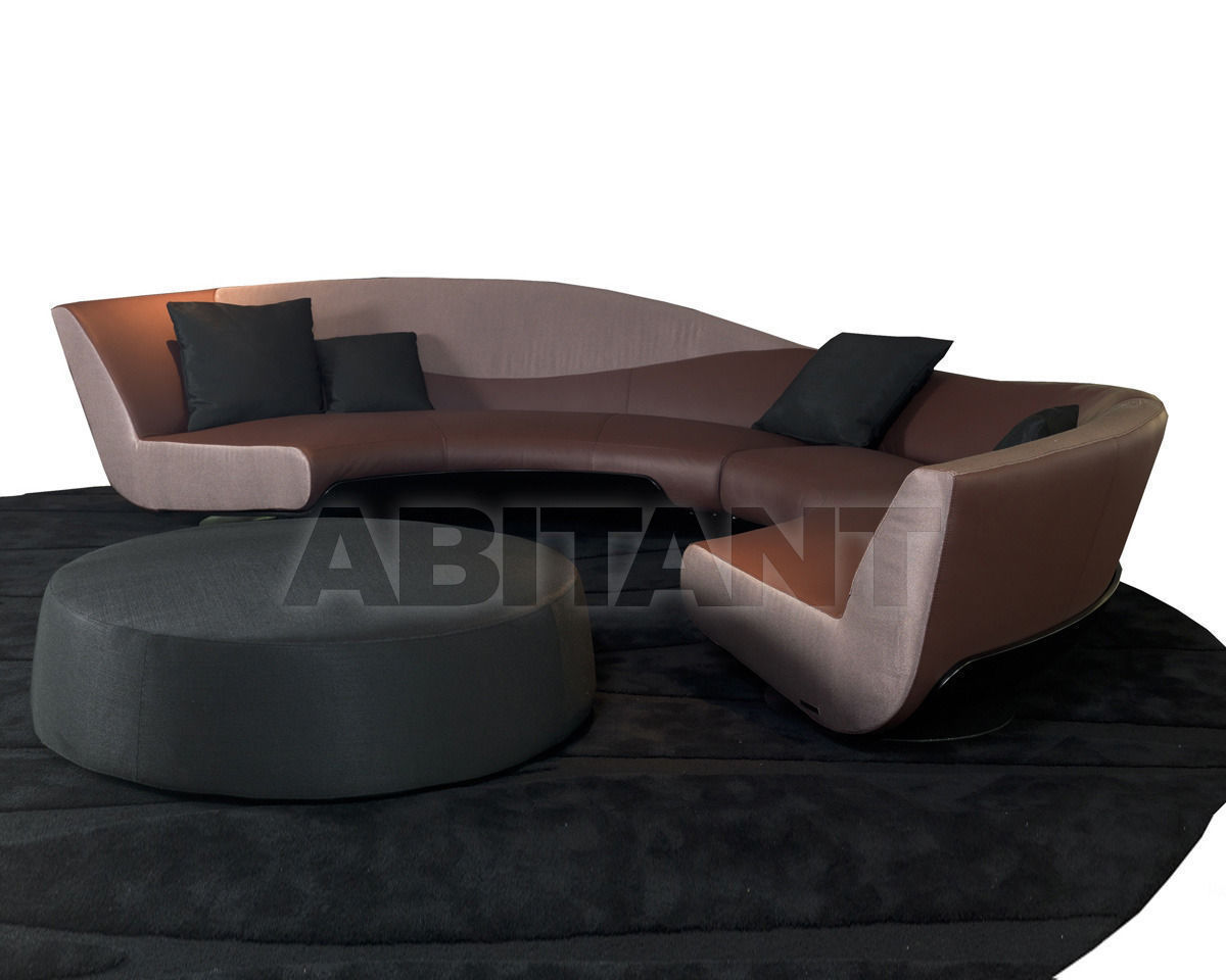 Sofa Brown Mercedes Benz Style By Formitalia Group Spa Mbs 009 2