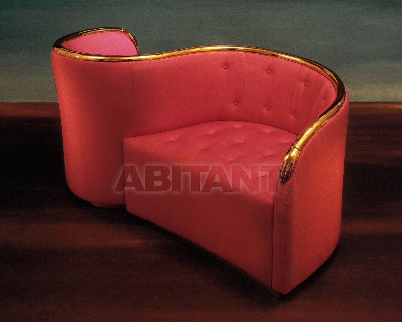 Buy Sofa VIS-À-VIS DE GALA B.D (Barcelona Design) ART DA0061