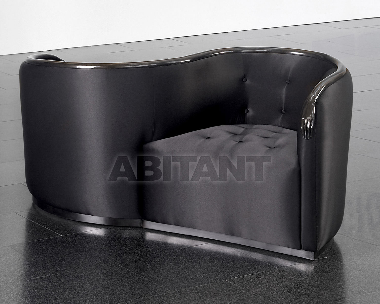 Buy Sofa VIS-À-VIS DE GALA B.D (Barcelona Design) ART DA0061BL